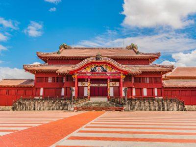 沖縄のお城めぐり!観光やレジャーにおすすめ
