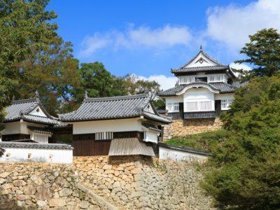【愛媛県】おすすめのお城はここ!海の近くの珍しい城も◎