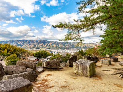 三重県おすすめの城7選|天守閣や御朱印が有名なのは伊賀上野城