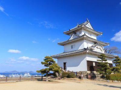 丸亀城【重文7城】の歴史と観光ガイド