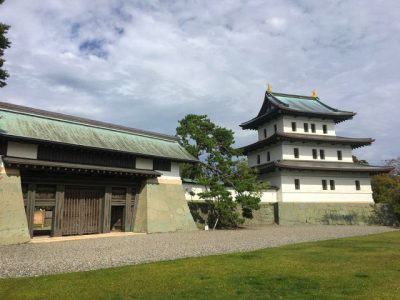 北海道の4つの城跡|幕末の動乱に翻弄された城の数々