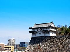 大阪城の特徴